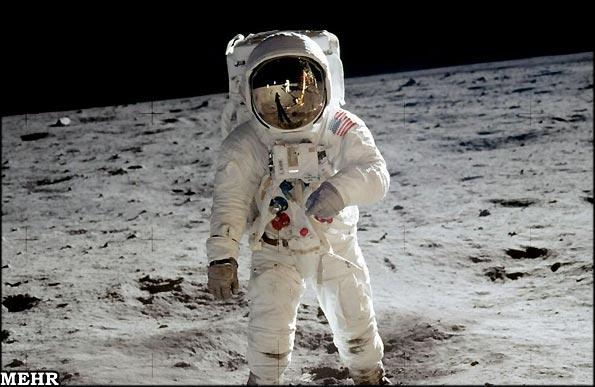 علت افزایش قد فضانوردان در فضا
