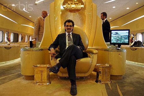 تجملات باورنکردنی شاهزادهای سعودی + عکس