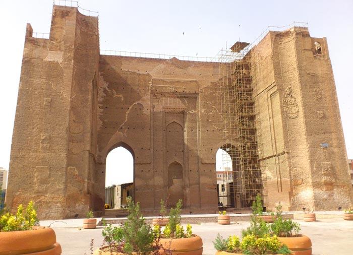 ارگ علی شاه تبریز