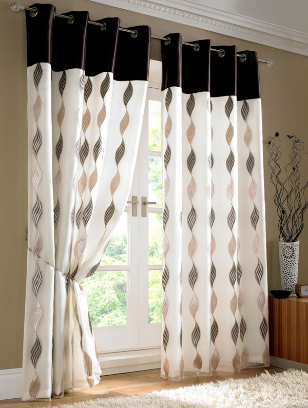 Curtains Ideas dining room curtains and valances : مدل پرده های سلطنتی جدید