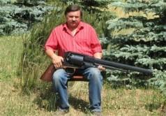 بزرگ ترین اسلحه جهان + عکس