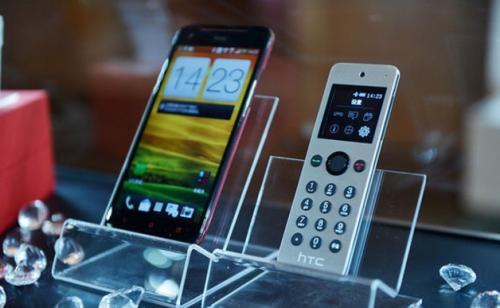معرفی ریموت کنترل مخصوص HTC Butterfly