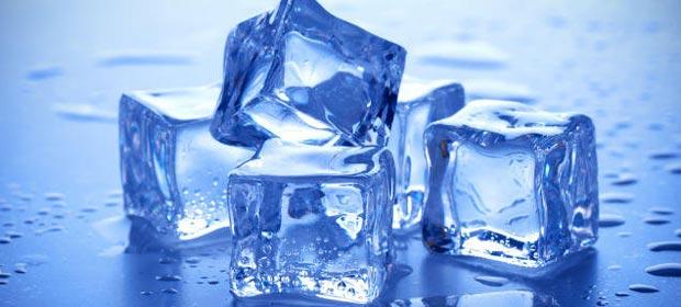 یخ ice