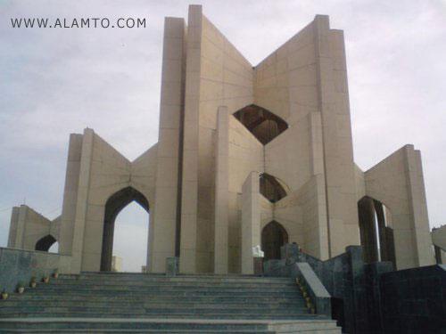 عکس مقبره شاعران تبریز
