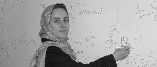 مریم میرزاخانی