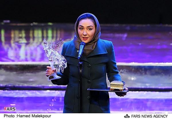تصاویر اختتامیه سی و یکمین جشنواره بین المللی فیلم فجر