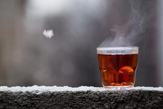 افزایش خطر ابتلا به سرطان مری با نوشیدن چای داغ