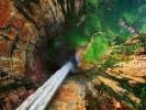 تصویر زیبا از آبشار آنجل