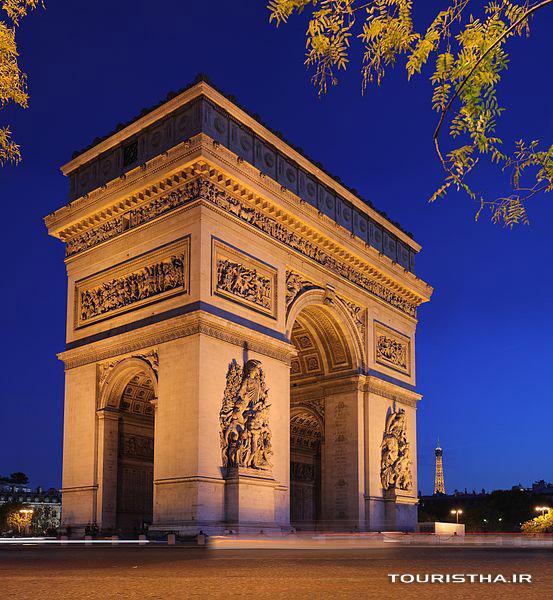 تاق پیروزی پاریس