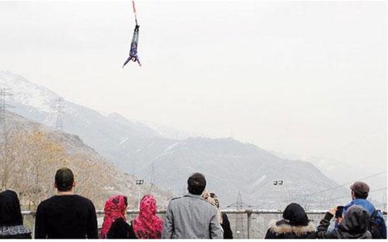 تفریح تازه ایرانی ها با کِش! + تصاویر