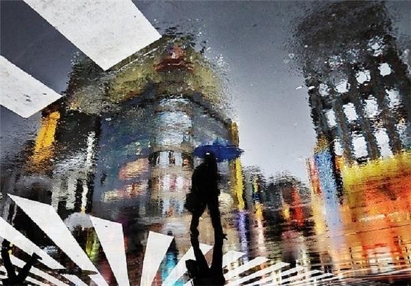 تصاویری از بارش باران در کلان شهرهای جهان