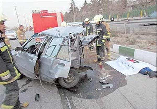 تصادف مرگبار «کارمند مست سفارت عربستان» در شمال تهران