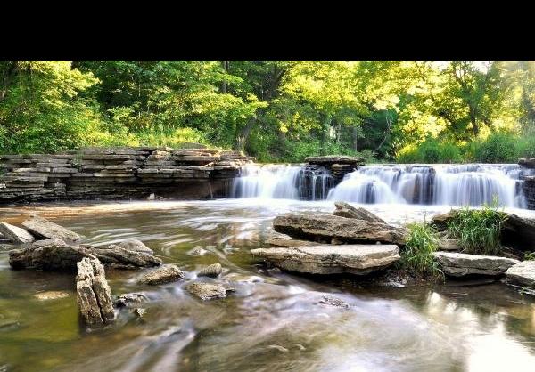 عکس آبشار