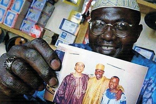 برادر اوباما با 12 همسر رئیس جمهور می شود + تصاویر