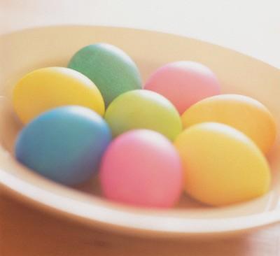 تزیین تخم مرغ واسه سفره هفت سین