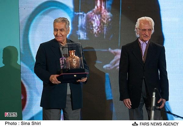 جشن بزرگ هنرمندان ایران + تصاویر