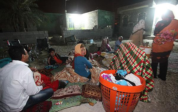 زلزله بوشهر