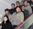 تنها زن در تصاوير رسمي دولت کرهشمالي کيست؟
