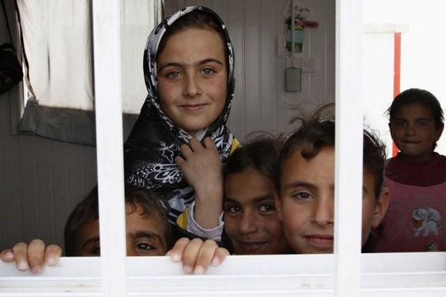 آوارگان سوری در اردن