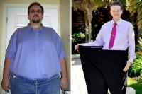 رکورد دار کاهش وزن جهان در سال 2013 + عکس
