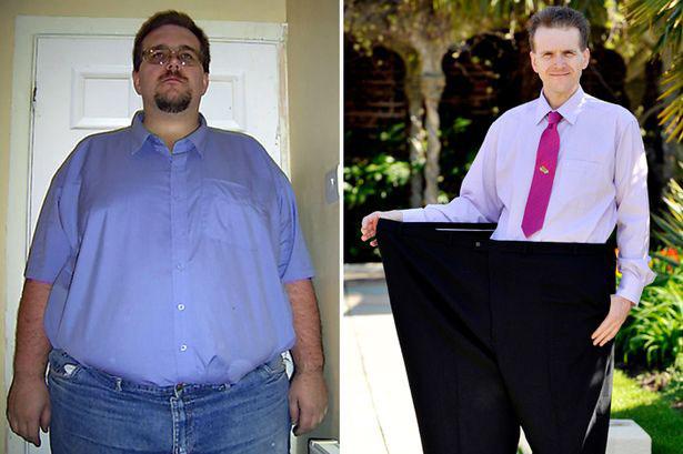 رکورد دار کاهش وزن جهان در سال 2013
