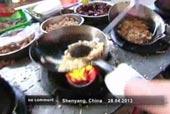 سرآشپز چینی با سرعت پخت 15 غذاهم زمان