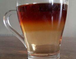 طرز تهیه چای دو رنگ