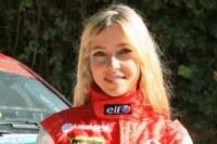 زیباترین راننده زن / عکس