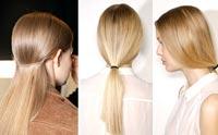 جدیدترین مدل های آرایش مو در بهار 2013