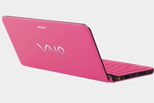 لپ تاپ مخصوص خانم ها soni vaio