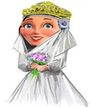 چند تا نکته مهم در آرایش عروس