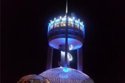 بهرهبرداری از دومین برج بلند شهری ایران + عکس