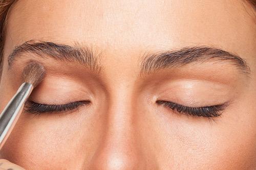 آموزش گریم صورت,آرایش چشم