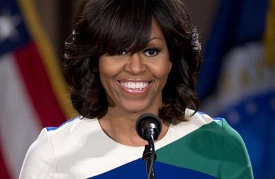 قدرتمندترین زنان دنیا,میشل اوباما