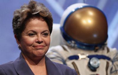 قدرتمندترین زنان دنیا,دیلما روسوف ، رئیس جمهور برزیل