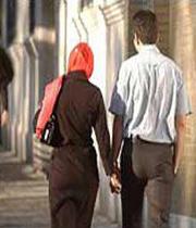 ازدواج با تصوری از دوستان خیابانی!