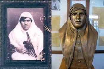 زنان تاثیرگذار در تاریخ ایران