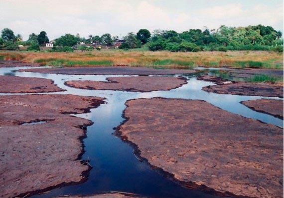 دریاچه آسفالت