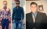 کاهش وزن 117 کیلوگرمی جوان سنندجی + تصاویر