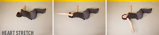 تمرینات یوگا واسه آرامش و تمرکز بیشتر