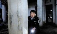 عجیب ترین راه آموزش پلیس +عکس