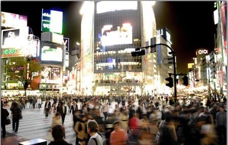 شلوغترین خیابان دنیا