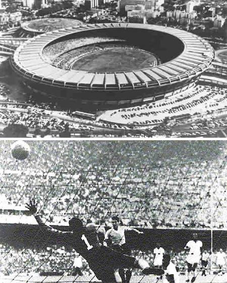 شلوغ ترین استادیوم دنیا