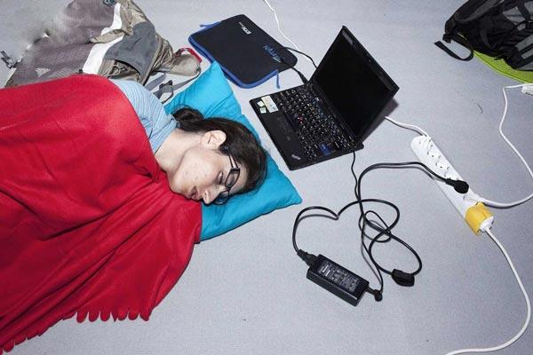 کمپ 3 هزار نفری هکرها در حومه آمستردام