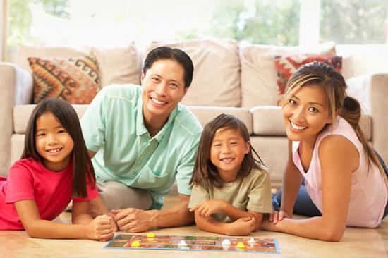 اعتماد به نفس در خانواده