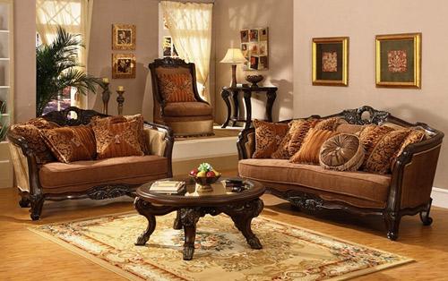 living-room-دکوراسیون اتاق نشیمن