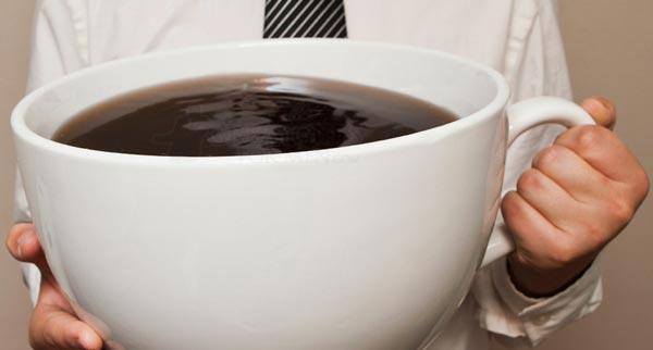 چقدر قهوه در روز