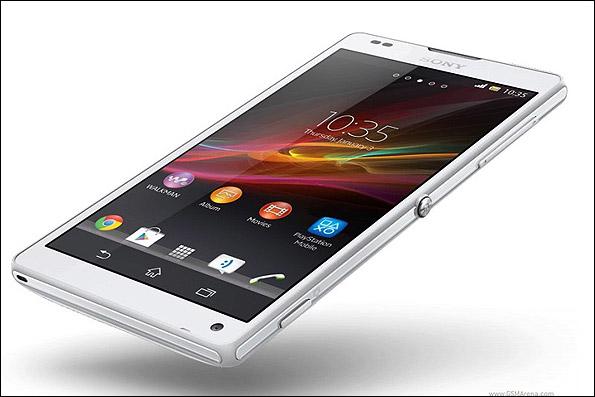سونی ایکسپریای Z رقیب HTC