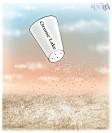 دریاچه ارومیه – کاریکاتور