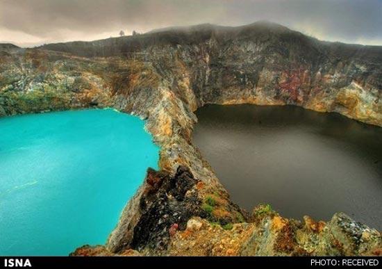 دریاچه اشک ها + عکس